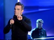Tweede swingalbum Robbie klaar voor kerst