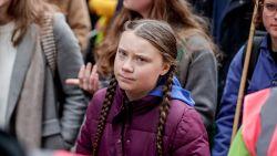 """Thunberg Nobelprijswinnares? """"Haar nominatie is alleszins meer dan terecht"""""""