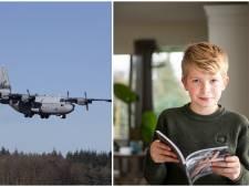 Gemist? Hercules brengt bliksembezoekje aan Twente Airport en het indrukwekkende verhaal van Mies