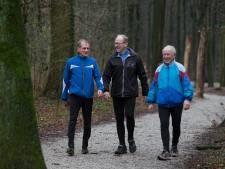 Trimclub De Liemers veertig jaar: 'Na zo'n rondje smaakt de koffie extra lekker'