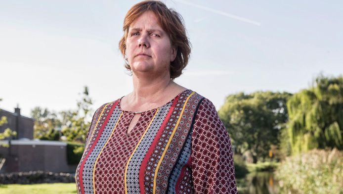 Directeur Sandra Claasen van stichting Fairwork.