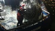 Marine onderschept transmigranten op zee én blaast oorlogsmijn op