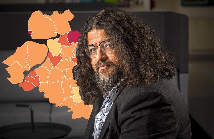 GGD-arts Ashis Brahma uit Apeldoorn kan ons meer vertellen over het verhaal áchter de cijfers.
