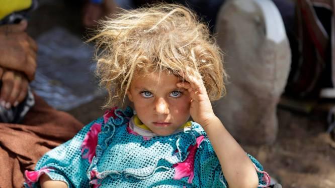 """IS: """"We hebben vrouwen en kinderen yezidi's ontvoerd"""""""