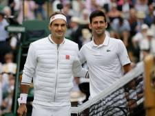 """""""Génial de partager ce record à trois"""": Federer et Nadal accueillent Djokovic dans le 'club des 20'"""