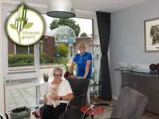 Fijn wonen op een bedrijventerrein? Adri en Jannie doen het: 'Dit wordt de mooiste wijk van Nieuwegein'