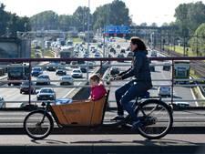 Snel en veilig op de fiets van Gouda naar Rotterdam