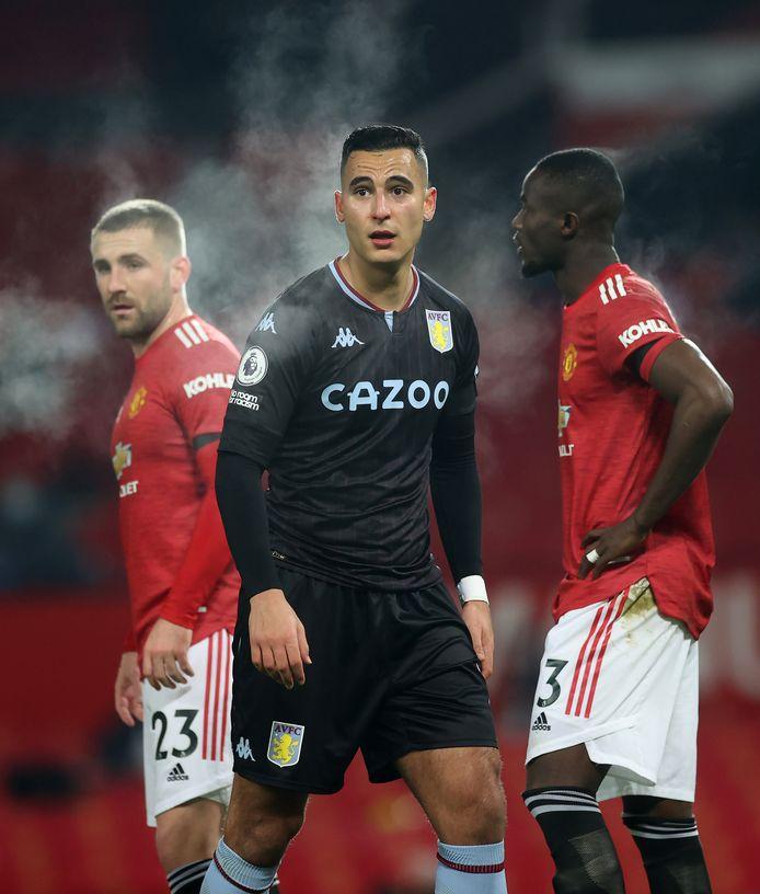 Anwar El Ghazi komt vanavond eindelijk weer in actie met Aston Villa, tegen Manchester City.