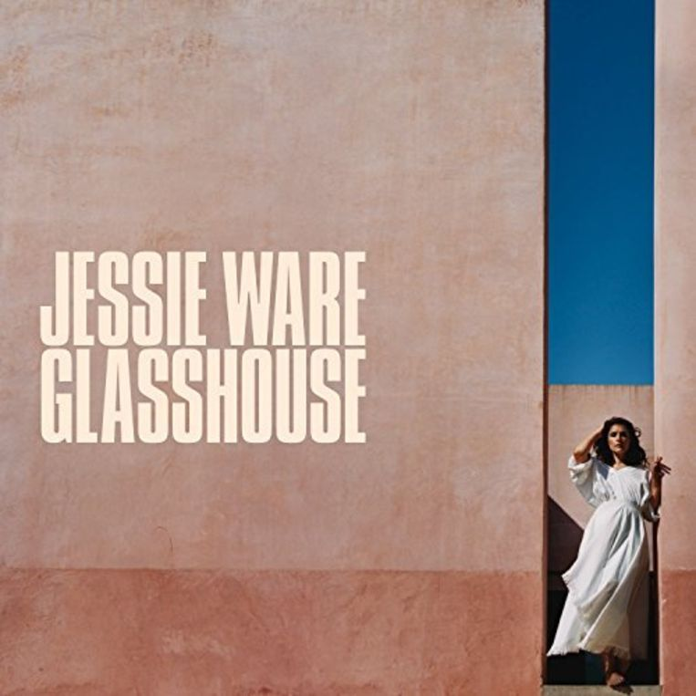 Een album over kwetsbare liefde. Beeld © Jessie Ware