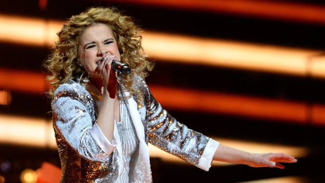 """Laura Tesoro viel in een zwart gat na het Songfestival: """"Ik was supermager door de stress"""""""