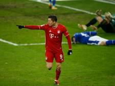 Schalke zonder Huntelaar onderuit tegen Bayern, ook concurrent Köln verliest