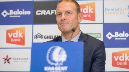 """AA Gent stelt Thorup voor als nieuwe trainer: """"Ambitieuze coach voor een ambitieuze club"""""""