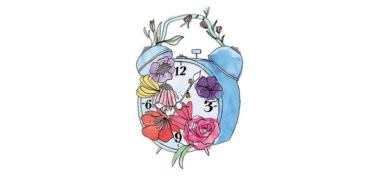 """Tijd is kostbaar: """"Geef aandacht aan anderen en ga voor bijzondere ervaringen"""""""