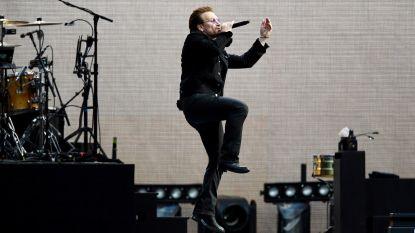 U2-zanger Bono schrijft lied voor Italië: 'Let Your Love Be Known'