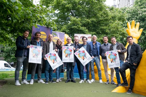 De organisatoren van de Zomer is van Mechelen 2019
