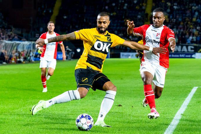 Mario Bilate mist het treffen met FC Eindhoven
