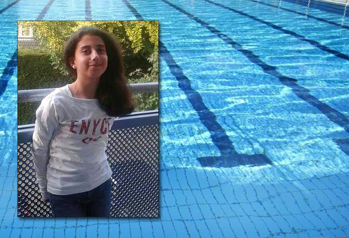 Het zal nooit duidelijk worden hoe het 9-jarige meisje Salam heeft kunnen verdrinken.