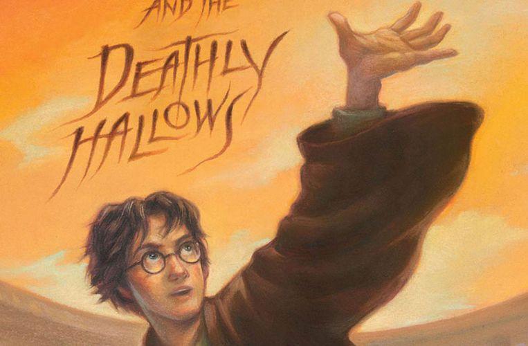 De Harry Potter-reeks van J.K. Rowling is zo populair nu als Shakespeare toen. Beeld rv