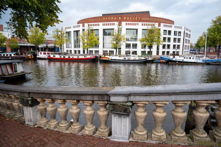 Volgens de Amsterdamse Rekenkamer en fractievoorzitter van de Partij van de Ouderen Wil van Soest is de Gemeente Amsterdam niet transparant.  Beeld Hollandse Hoogte /  ANP