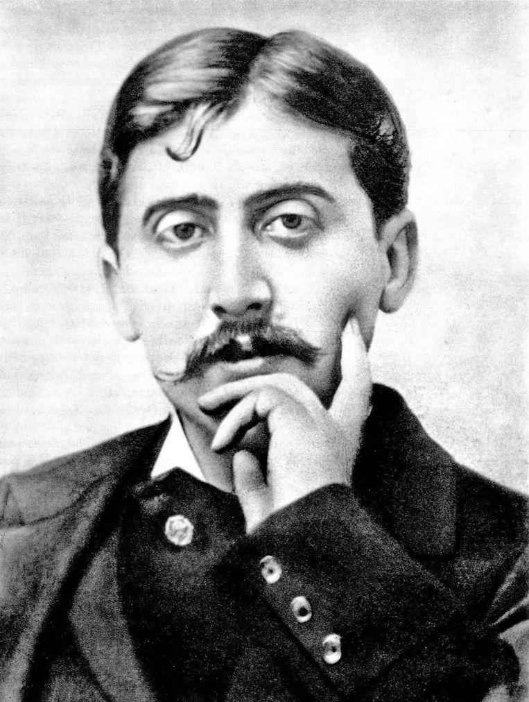 De lijstjes van schrijver Marcel Proust kom je al decennialang tegen in allerlei vormen. Beeld