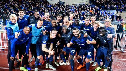 0-4 op Monaco Tijd voor reuzenselfie met fans
