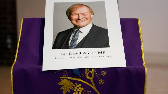 Le meurtre du député britannique David Amess déclaré incident terroriste