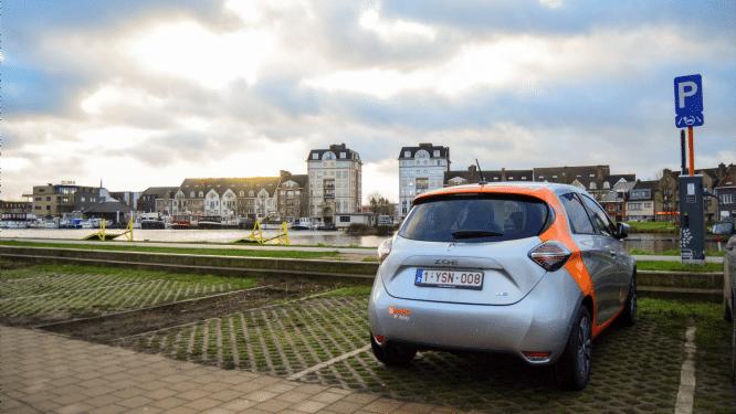"""Kempense Groep Kenis stapt in carsharingproject: """"Nog op zoek naar staanplaatsen voor deelauto's in heel de Kempen"""""""