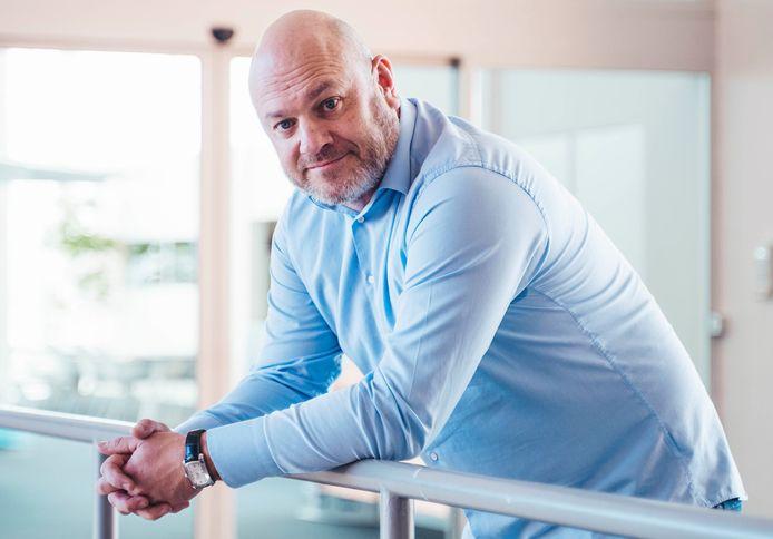 Sam Arckens, commercieel directeur bij CCV in Ieper.