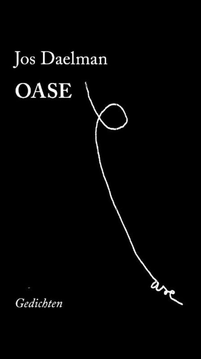 De cover van de poëziebundel Oase van Jos Daelman