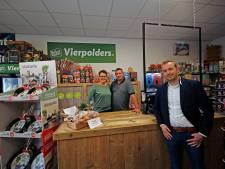 Vierpolders behoudt winkel: kruidenier wordt buurtsuper