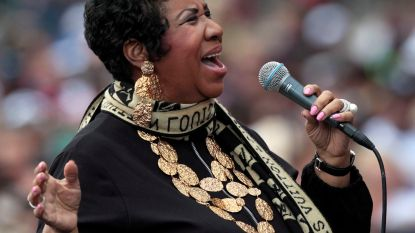 Stevie Wonder bezoekt stervende Aretha Franklin