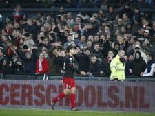 Mattheij geschorst voor duel met Heerenveen