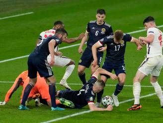Brilscore op Wembley: Engeland stelt teleur in Britse derby tegen dappere Schotten