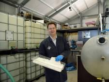 Zoutmaker Clerx haalt de smakelijkste kristallen uit de Oosterschelde