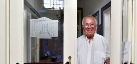 Hans Schlichter restaureerde oude raadhuis Oldenzaal: 'Je moet wel een beetje gek zijn om dit te doen'