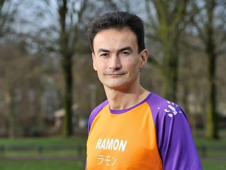 Marathonman hoopt op low fives