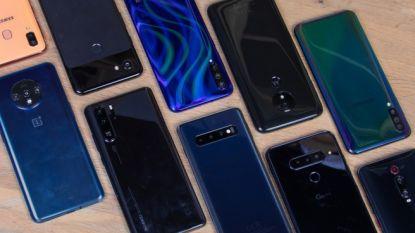Smartphones getest: dit zijn de beste tussen 150 en 700 euro