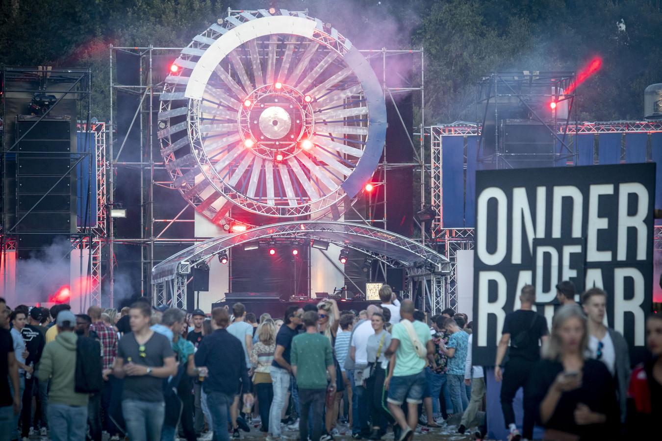 Onder de Radar Festival in betere tijden.