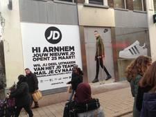 JD opent grote winkel in Arnhem