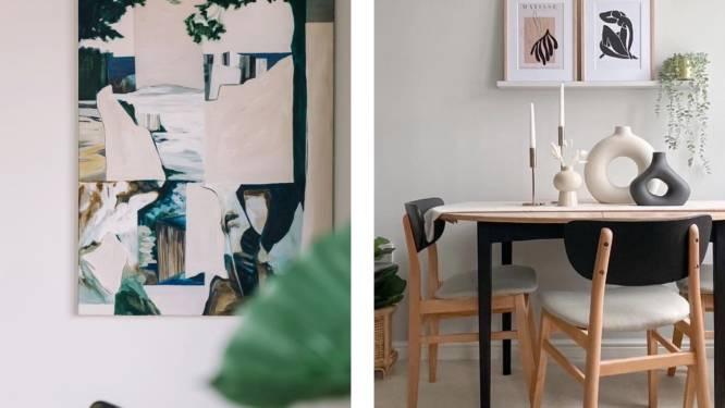 Start to art: 6 manieren om kunst in huis te halen zonder je blauw te betalen