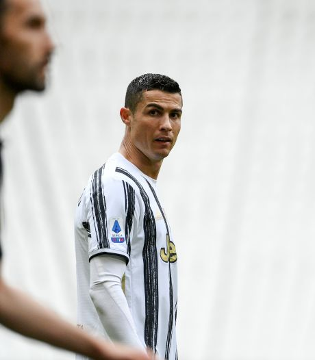 Foutje van social media-team achter Cristiano Ronaldo zorgt voor geruchten