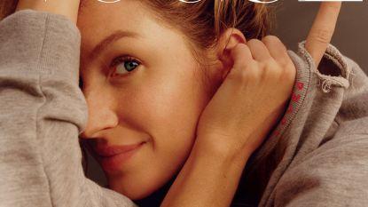 Gisele Bündchen siert de cover van Vogue zonder make-up
