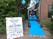 Saamhorig Oudendijk viert een week feest