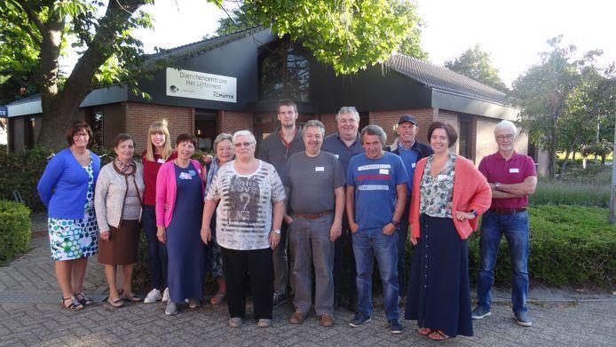 De vrijwillige herstellers van het Repair Café