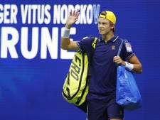Scène cocasse à l'US Open: le Danois Rune débarque sur le court Arthur Ashe avec un sac IKEA