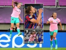 Lieke Martens knipoogt naar CL-trofee: 'Blij dat we elkaar eindelijk ontmoeten'