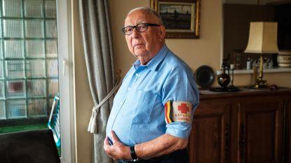Oud-strijder roept op om Belgische vlag uit te hangen op V-Day