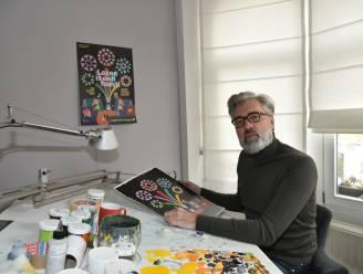 """INTERVIEW. Illustrator Leo Timmers ontwierp de affiche voor de jubileumeditie van de Jeugdboekenmaand: """"Het allerlaatste wat ik wil is een opgestoken vingertje"""""""