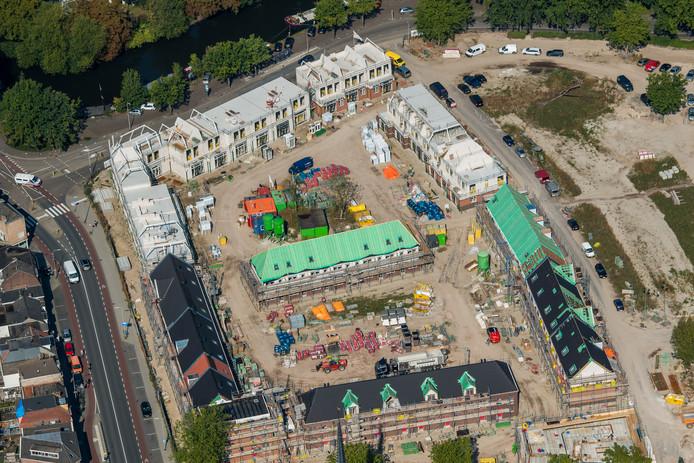 Nieuwbouwproject de Weezenlanden
