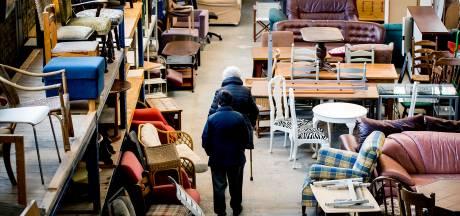 Een duurzaam interieur met tweedehands meubels: waar moet je op letten?